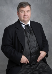 Ed Smith as U.S. Supreme Court Justice John Marshall Harlan