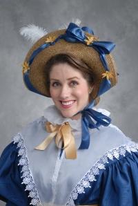 Kelly Brengleman as Lucy Audubon