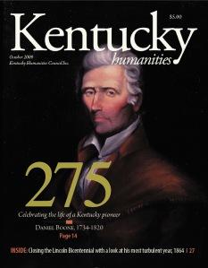 October 2009 KH cover